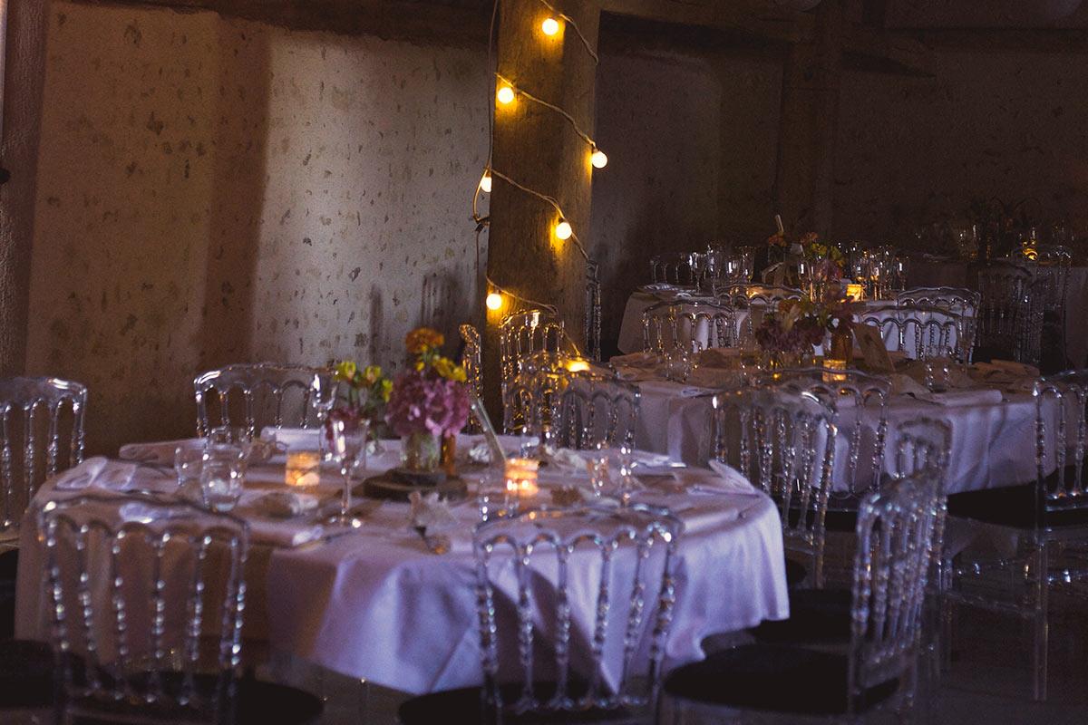 Une grange au caractère exceptionnel pour votre mariage en Touraine.