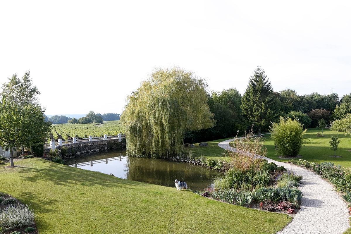Un cadre magnifique pour votre mariage ou votre réception, la Grange des Barres est en Indre et Loire à Noizay (37).